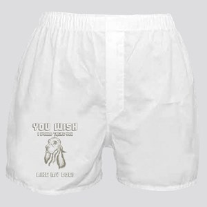English Cocker Spaniel Boxer Shorts