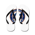 Cincy SC Flip Flops