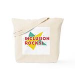 Inclusion Rocks Tote Bag