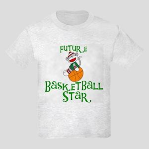 Future Basketball Star Kids Light T-Shirt
