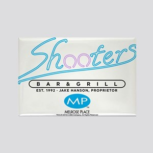 Melrose Place: Shooters Rectangle Magnet
