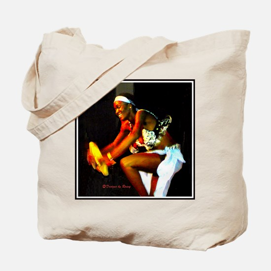 African Dance Troupe - Tote Bag