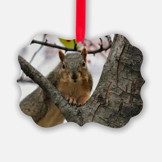 Cute Wildlife Ornament