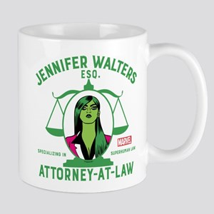 She-Hulk Attorney-At-Law Mugs