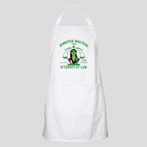 She-Hulk Attorney-At-Law Apron