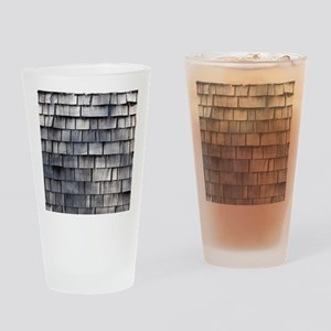 WEATHERED SHINGLE Drinking Glass