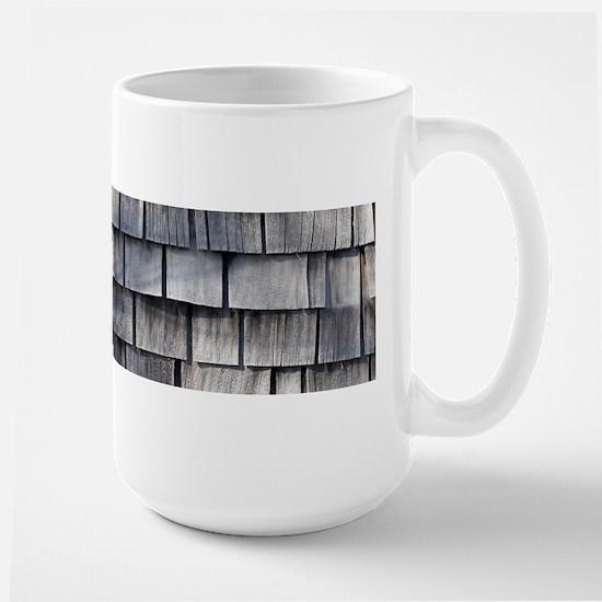 WEATHERED SHINGLE Large Mug