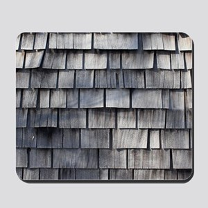 WEATHERED SHINGLE Mousepad