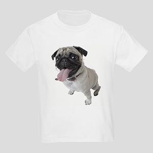 Pug Close Up Photo T-Shirt