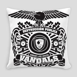 Vandals Badge Everyday Pillow