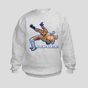Suplex! Pro Wrestling Tee Sweatshirt
