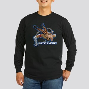Suplex! Pro Wrestling Tee Long Sleeve T-Shirt