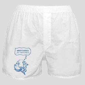 Dogue de Bordeaux Boxer Shorts