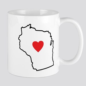 I Love West Virginia Mug