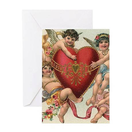 Vintage Valentine's Day Greeting Cards