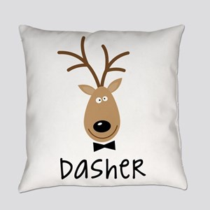 Dasher Everyday Pillow
