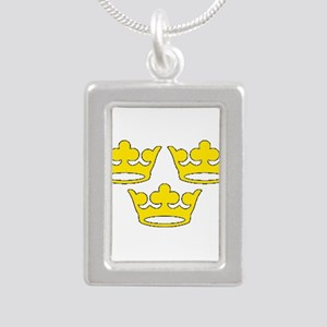 tre-kronor Necklaces