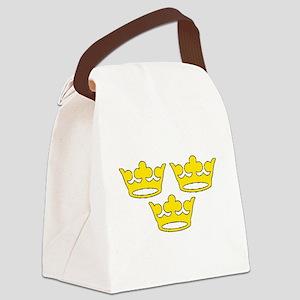 tre-kronor Canvas Lunch Bag