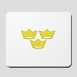 tre-kronor Mousepad