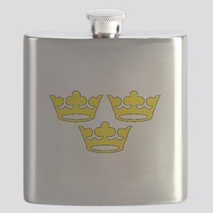 tre-kronor Flask