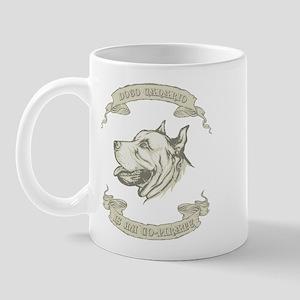 Dogo Canario Mug