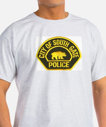 South Gate Police T-Shirt