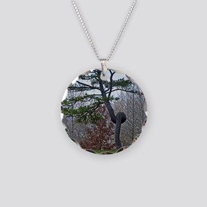 Twisted Tree Necklace