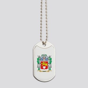 Hart Coat of Arms (Family Crest) Dog Tags