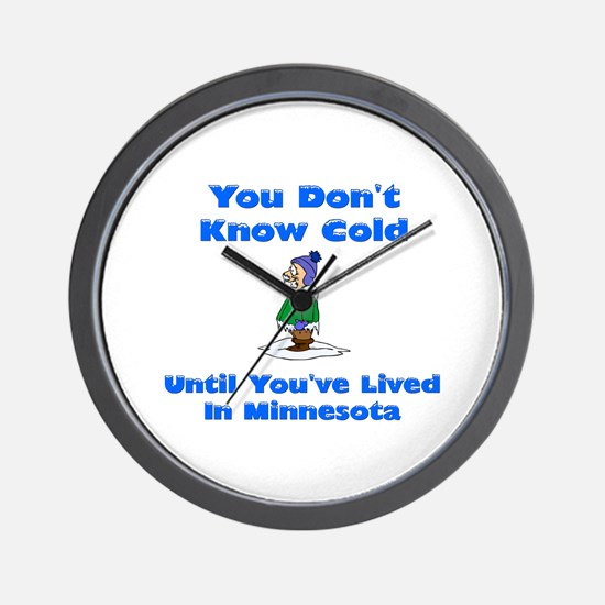 Insanity1 Wall Clock
