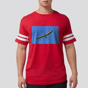 Hang glider in the sky T-Shirt