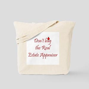 Real Estate Appraiser Tote Bag