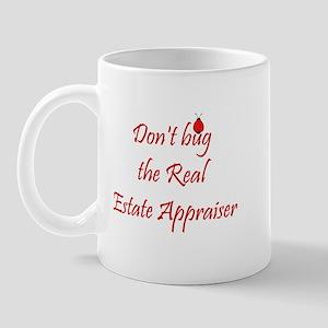 Real Estate Appraiser Mug