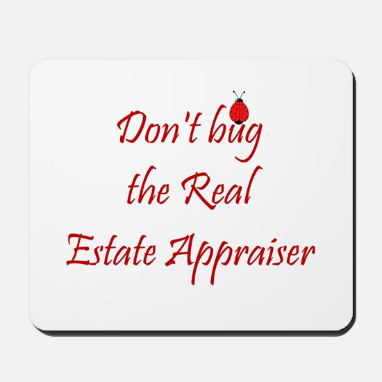Real Estate Appraiser Mousepad