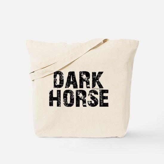Dark Horse. Attitude Tote Bag