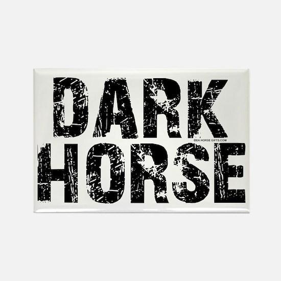 Dark Horse. Attitude Rectangle Magnet