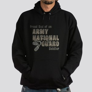 National Guard Dad (tags) Sweatshirt