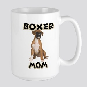Boxer Mom Mugs