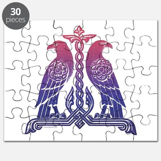 Armenian Birds Puzzle