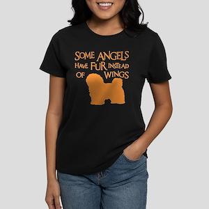 HAVANESE ANGEL Women's Dark T-Shirt