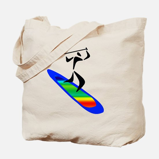 Cool Paddle Tote Bag