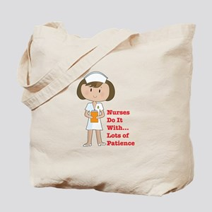 Doctors Do It.... Tote Bag