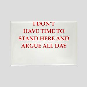 argue Magnets