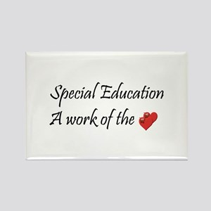 Special Education Teacher Rectangle Magnet (10 pac