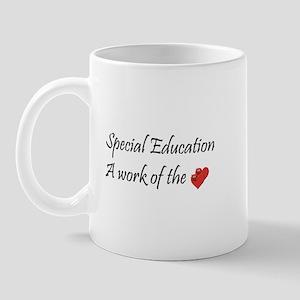 Special Education Teacher Mug