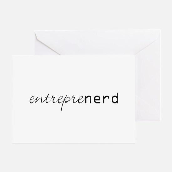 entreprenerd Greeting Card