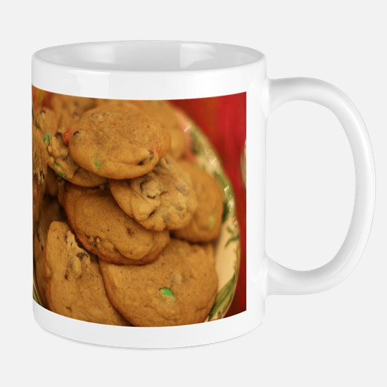 cookies with candy chips Mugs