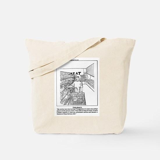 Unique Comics and cartoons Tote Bag