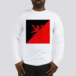 Rampant Lion Long Sleeve T-Shirt