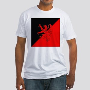 Rampant Lion Fitted T-Shirt