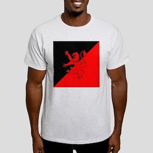 Rampant Lion Ash Grey T-Shirt